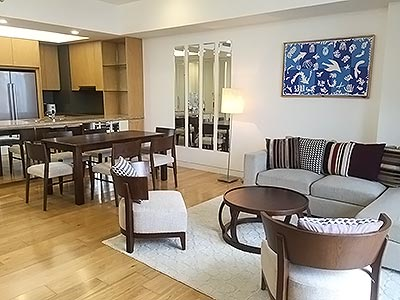 Renting 3 br apartment in Indochina Plaza, fully furnished