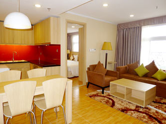 Candle Hanoi fully facility and services 2 bedroom apartment for rentals