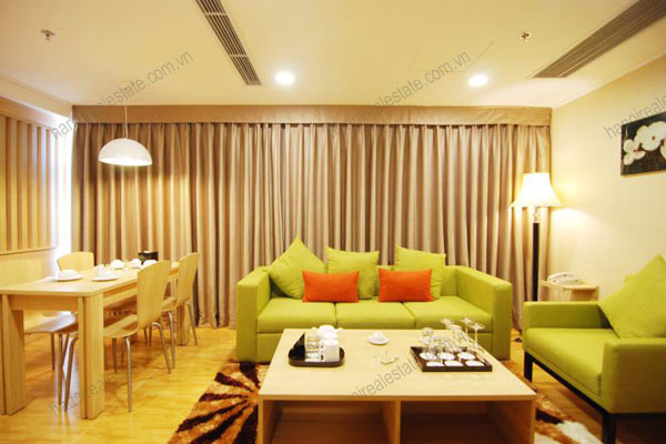 Ba Dinh Hanoi - Candle serviced apartments