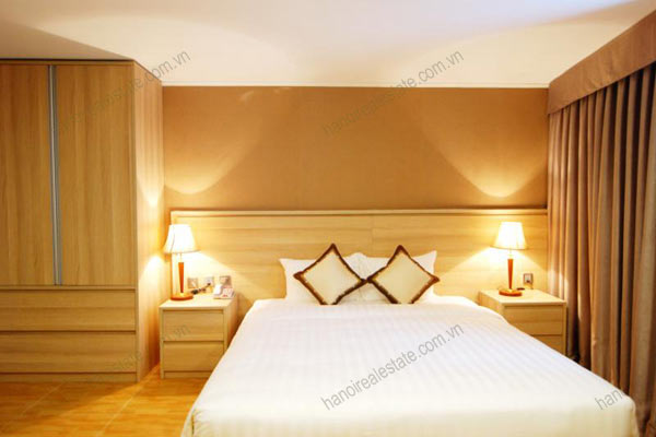 luxury bedroom at Candle Hotel & serviced apartments 12