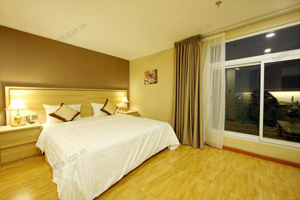 Candle Hotel and luxury serviced apartments