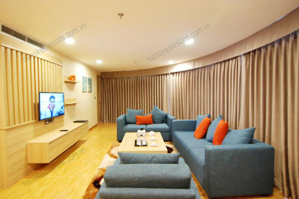 Hanoi Serviced apartment rentals