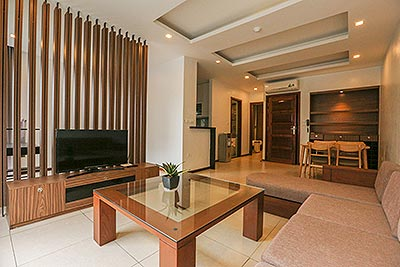 Charming 01 bedroom apartment in Xuan Dieu Alley, big space