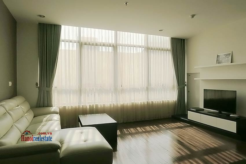 Charming 02BRs apartment in Lancaster, Ba Dinh Dist 1