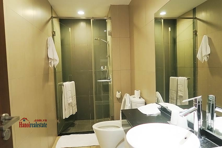 Charming 02BRs apartment in Lancaster, Ba Dinh Dist 7