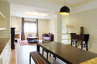 Charming 03 bedroom apartment to let in the heart of Hoan Kiem