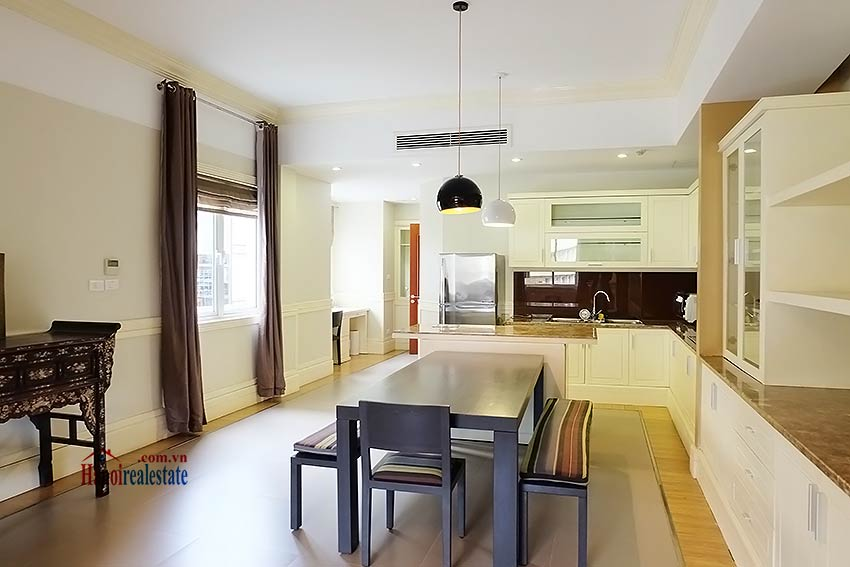 Charming 03 bedroom apartment to let in the heart of Hoan Kiem 24
