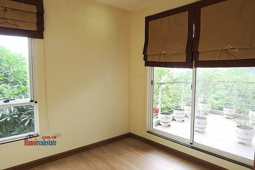Charming 03 bedroom house to let in Tay Ho, surrounding garden and fully furnished 17