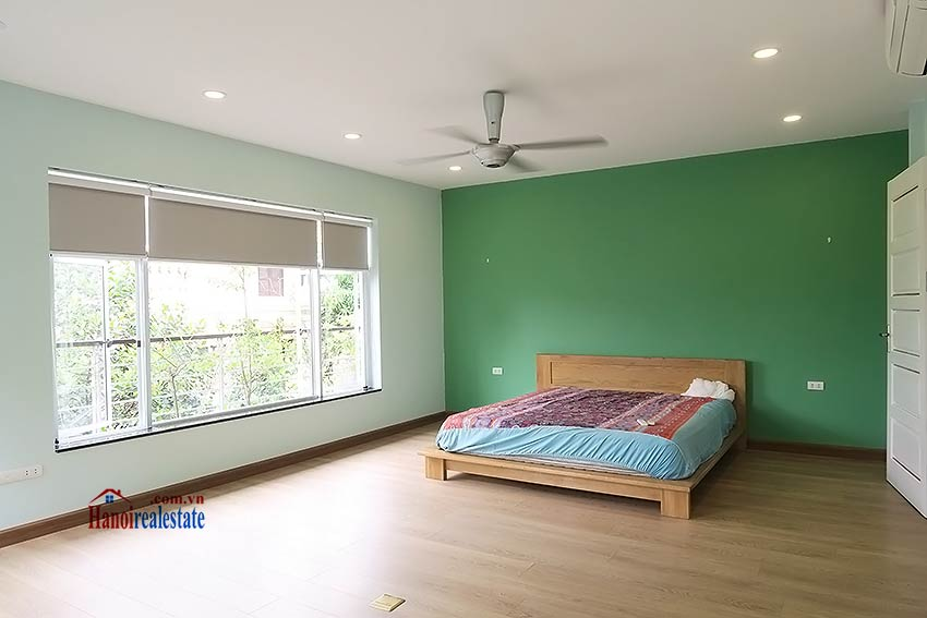 Charming 03 bedroom house to let in Tay Ho, surrounding garden and fully furnished 20