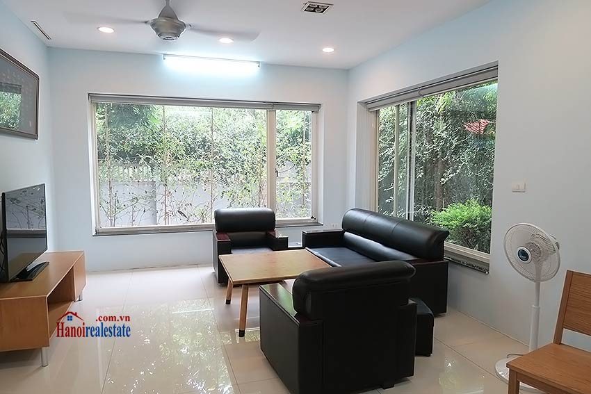 Charming 03 bedroom house to let in Tay Ho, surrounding garden and fully furnished 5