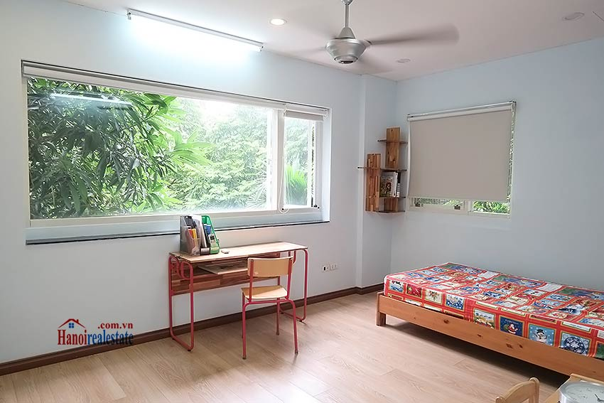 Charming 03 bedroom house to let in Tay Ho, surrounding garden and fully furnished 9