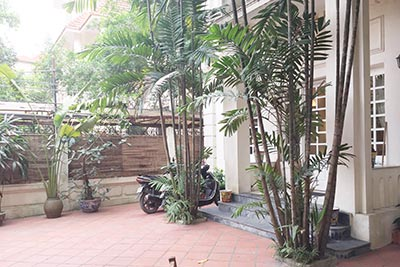 Charming 04BRs house to rent on To Ngoc Van, big courtyard