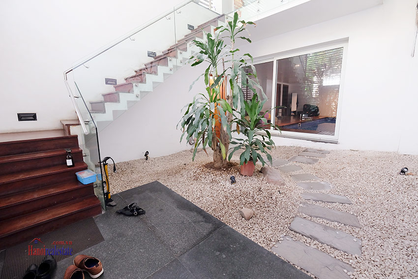 Charming 04BRs villa with swimming pool and garden terrace on To Ngoc Van 2