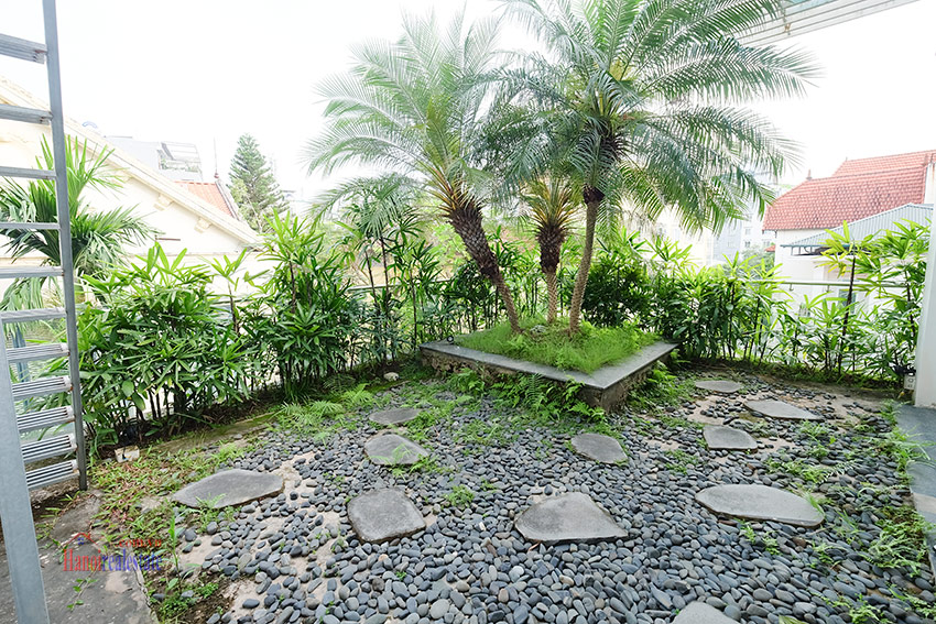 Charming 04BRs villa with swimming pool and garden terrace on To Ngoc Van 27