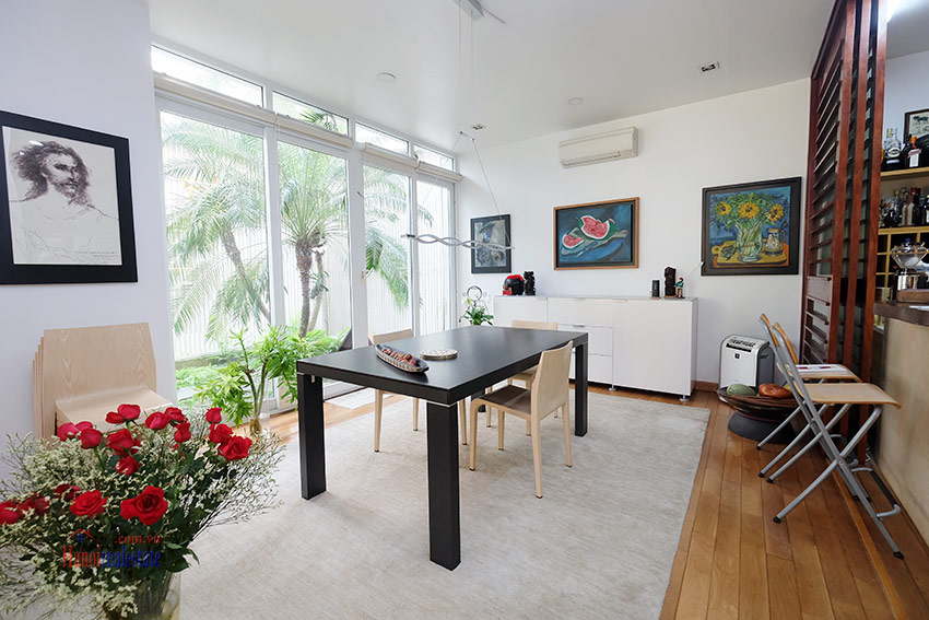 Charming 04BRs villa with swimming pool and garden terrace on To Ngoc Van 9