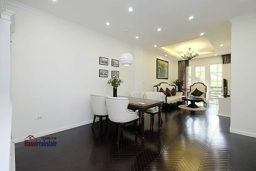Charming 2 bedroom apartment to lease in Hoan Kiem, short walk from Opera House 1