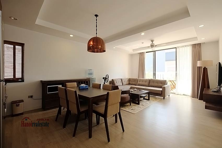 Charming 2-bedroom apartment for rent in Hoan Kiem with Large balcony 1