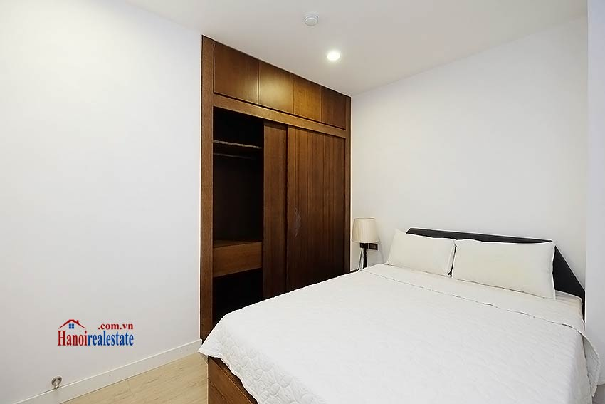 Charming 2-bedroom apartment for rent in Hoan Kiem with Large balcony 15