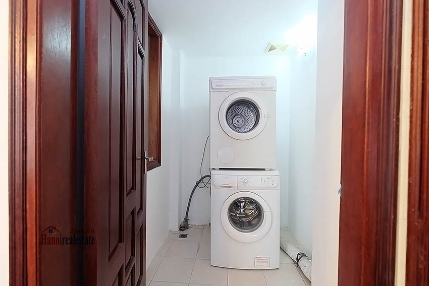 Charming 2-bedroom apartment to rent on Nam Trang, Truc Bach 13