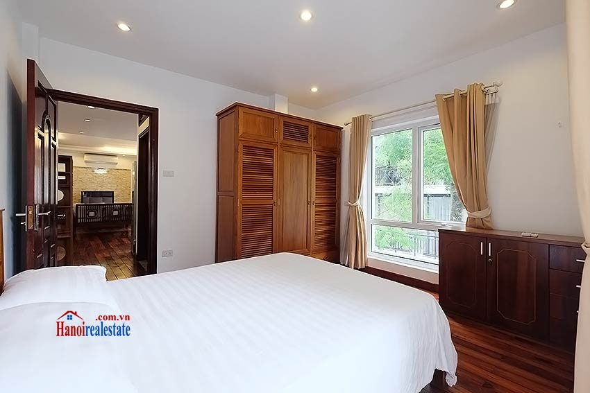 Charming 2-bedroom apartment to rent on Nam Trang, Truc Bach 7
