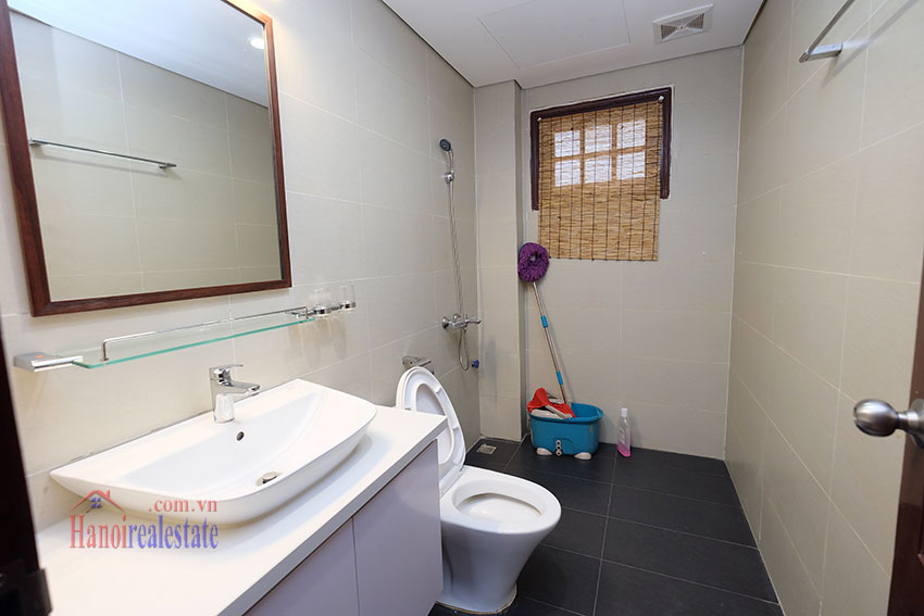Charming 3-bedroom house with surrounding courtyard in Tay Ho 12