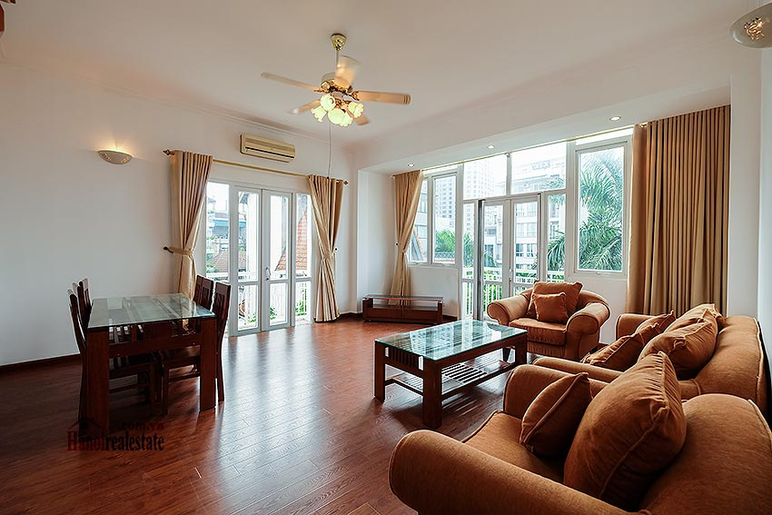 Charming Apartment for rent in Tay Ho Hanoi, 2 bedroom