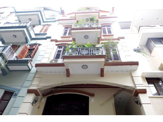 Charming house, cozy living room for rent in Cau Giay, Hanoi