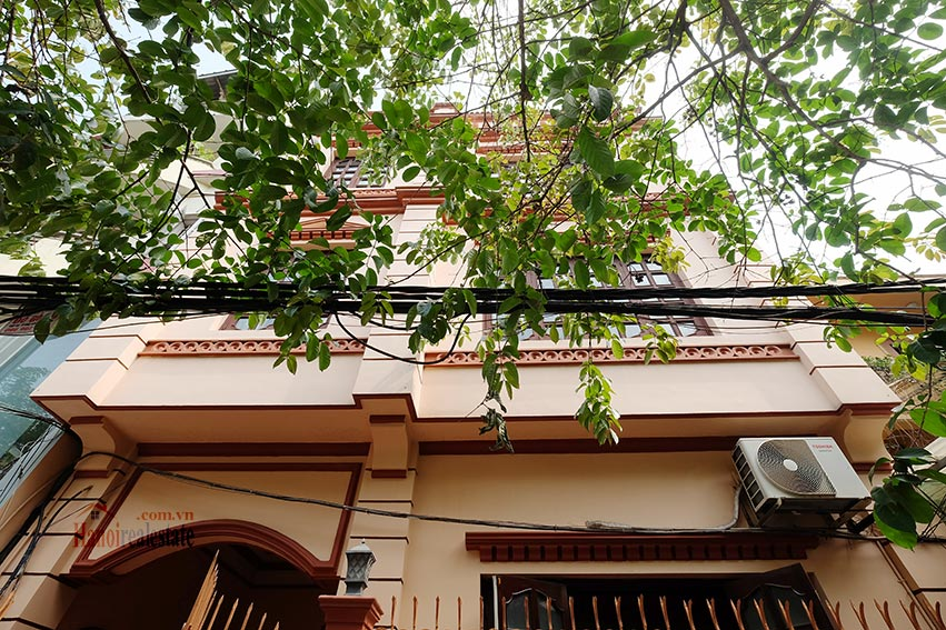 Charming house for rent on To Ngoc Van, big terrace and fully furnished 1