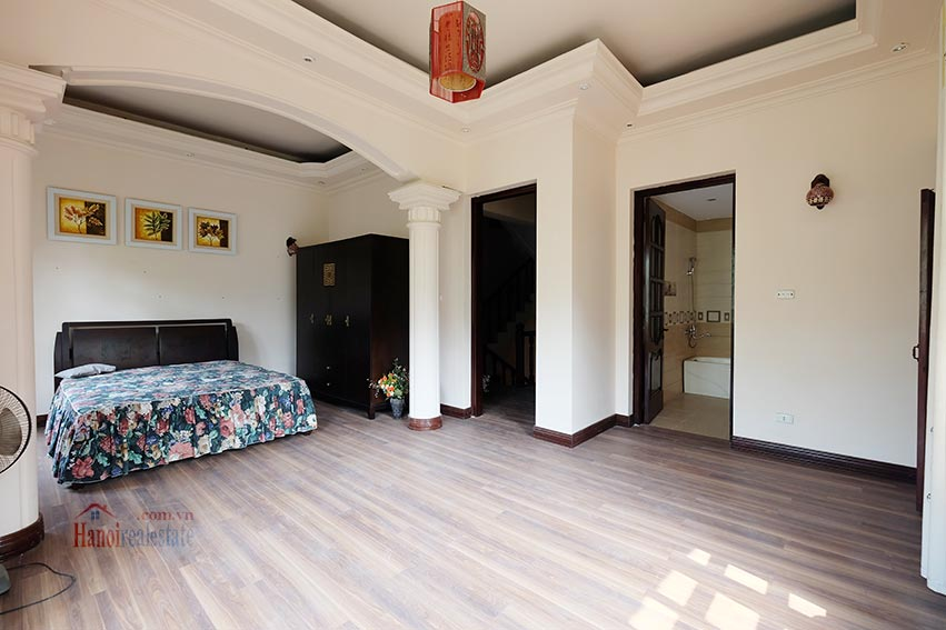 Charming house for rent on To Ngoc Van, big terrace and fully furnished 8