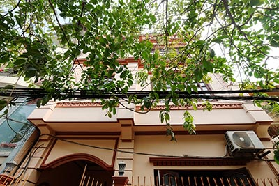 Charming house for rent on To Ngoc Van, big terrace and fully furnished