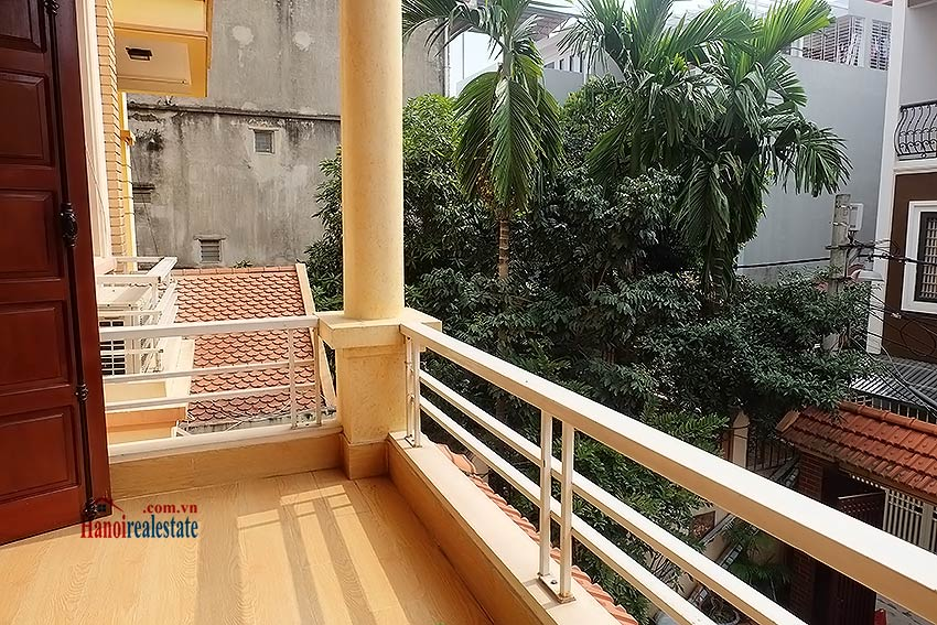 Charming house with a skylight for rent in Au Co, Tay Ho, fully equipped 17