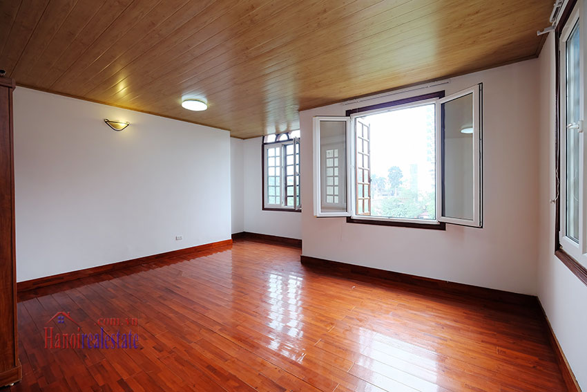 Charming house with large front courtyard on To Ngoc Van 25