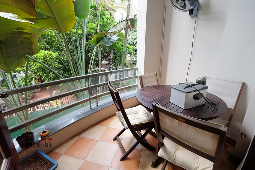 Charming house with pool & front yard on To Ngoc Van 11