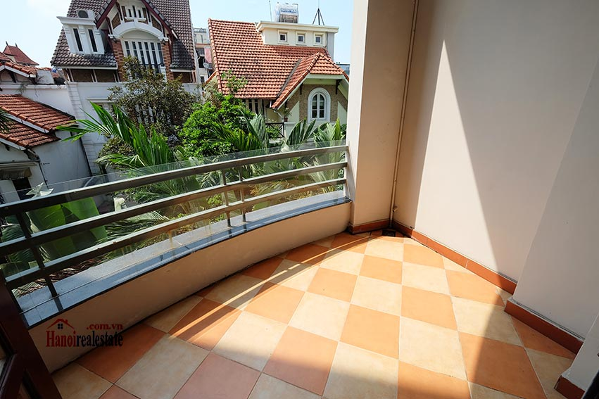 Charming house with pool & front yard on To Ngoc Van 20