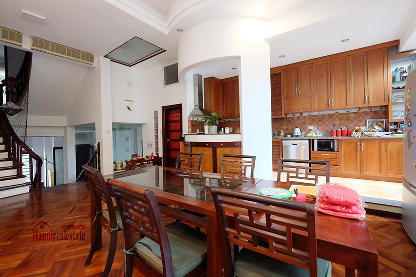 Charming house with pool & front yard on To Ngoc Van 8