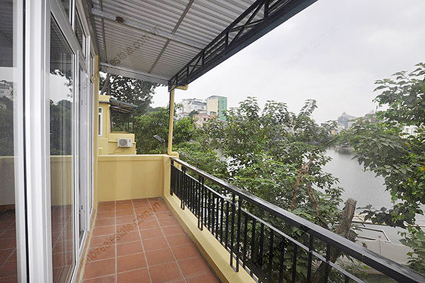 Charming Lake Side Villa in Beautiful location with large garden in Tay Ho 21