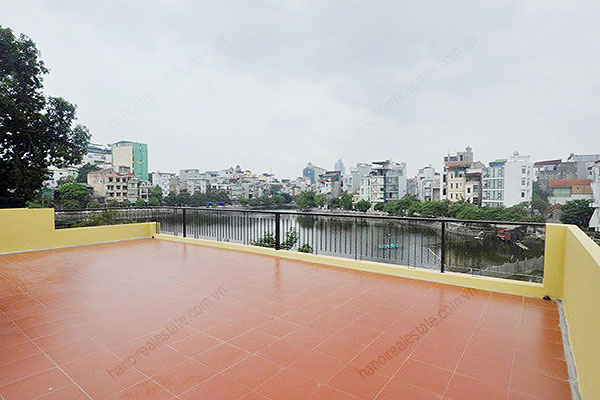 Charming Lake Side Villa in Beautiful location with large garden in Tay Ho 37