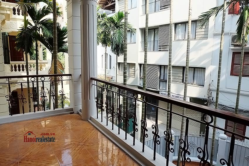 Charming spacious house to let in To Ngoc Van with big courtyard 11