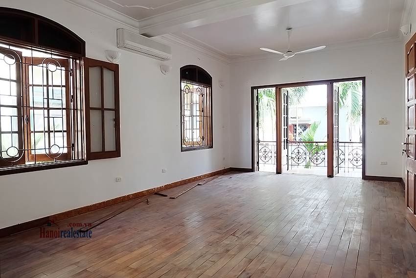 Charming spacious house to let in To Ngoc Van with big courtyard 15