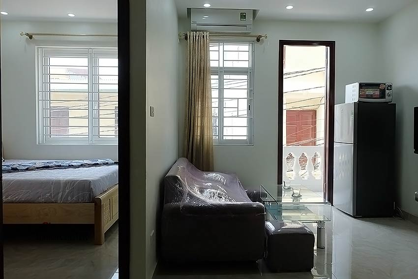 Cheap 01 bedroom apartment for rent in au co tay ho hanoi for Cheap one bedroom apartment for rent