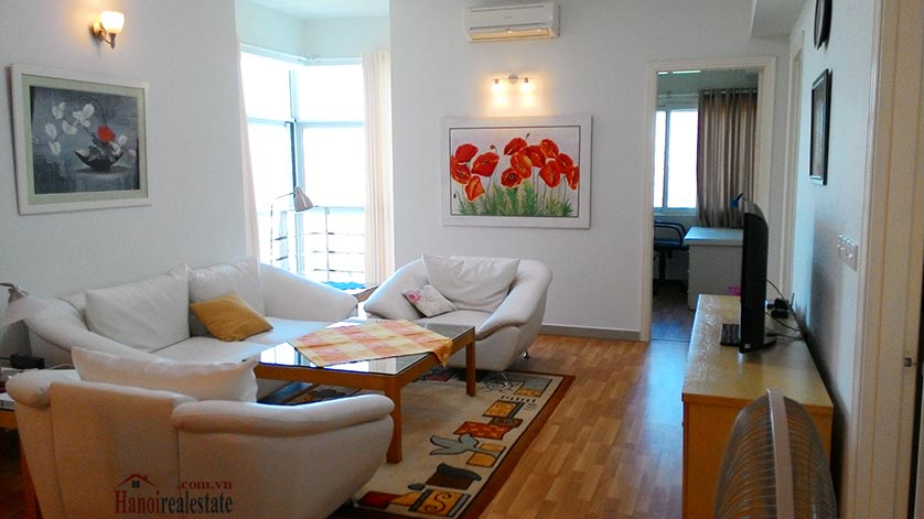 Cheap price 03BRs apartment in E5 Ciputra 2