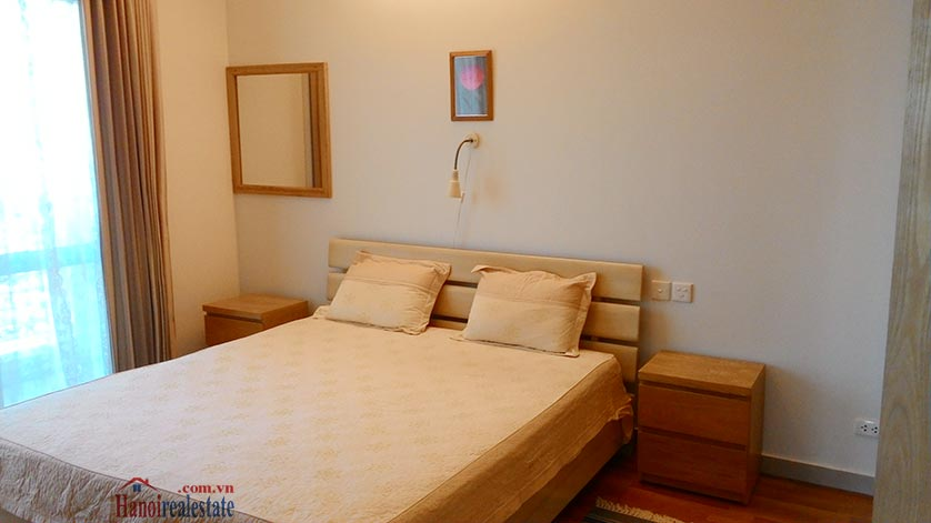 Cheap price 03BRs apartment in E5 Ciputra 5
