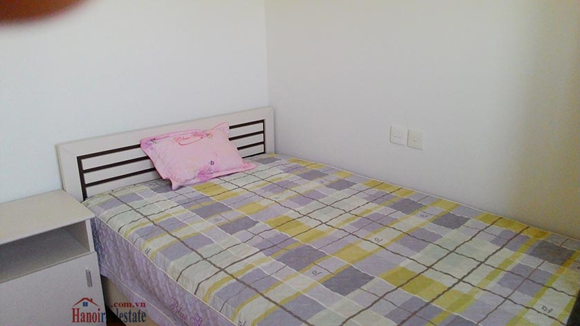 Cheap price 03BRs apartment in E5 Ciputra 7
