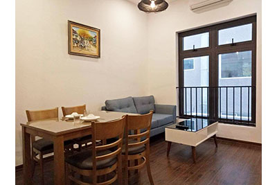 Cheap price new 01BR apartment on Buoi Rd,Ba Dinh District