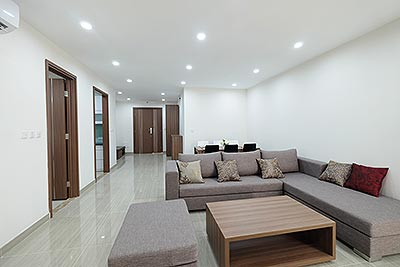 Ciputra: Modern 03BRs apartment, fully furnished at L3 block