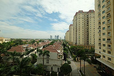Ciputra: Affordable 03BRs apartment in G building