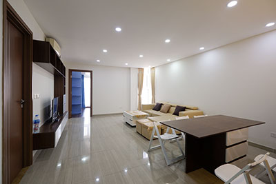 Ciputra: Brand new opened view 03BRs apartment at L4 building