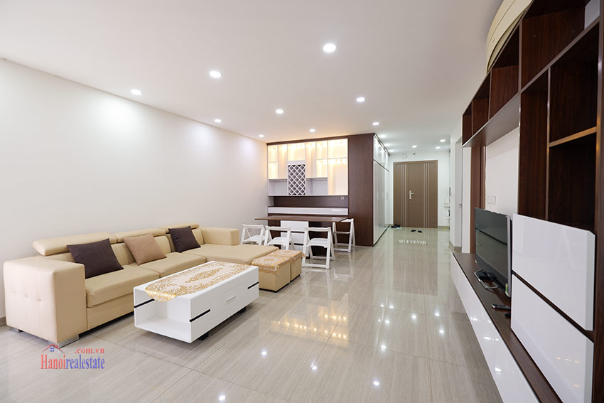 Ciputra: Brand new opened view 03BRs apartment at L4 building 2