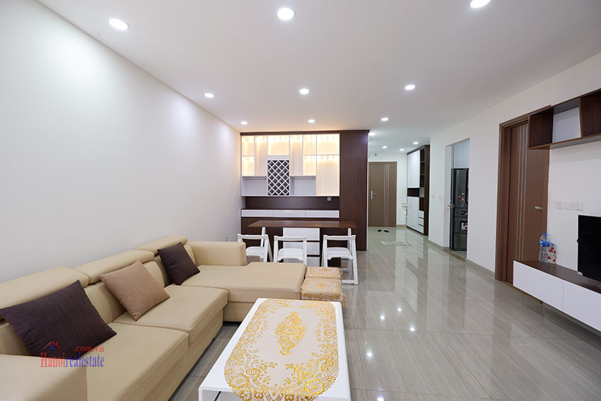 Ciputra: Brand new opened view 03BRs apartment at L4 building 3