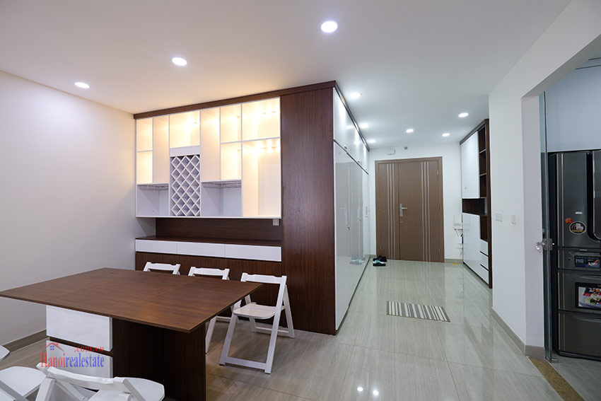 Ciputra: Brand new opened view 03BRs apartment at L4 building 5